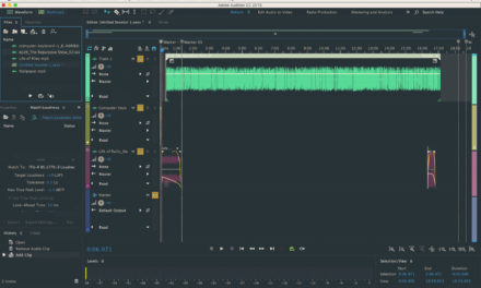 Tutorial: How To Create Multitrack Templates in Audition